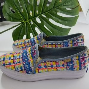 Keds Malhia Kent Multicolored Platform sneakers